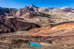 A small lake in Ngari Prefecture (Kelvinn Poon) Tags: tibet   ngariprefecture