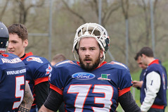 20160403_Avalanches Annecy Vs Falcons Bron (6 sur 51) (calace74) Tags: france annecy sport foot division falcons bron amricain avalanches rgional