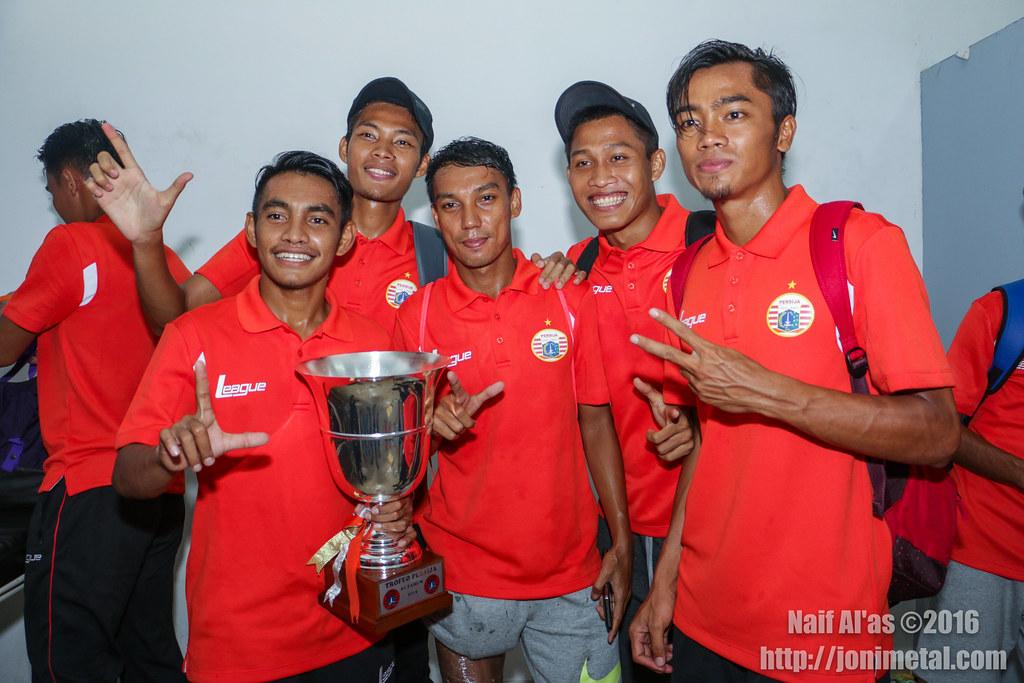 Rivaldo dan Bufon Siap Bela Persija Jakarta