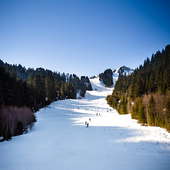 Winter holidays in mountains (Zeeyolq Photography) Tags: winter snow ski france mountains alps sport chamrousse