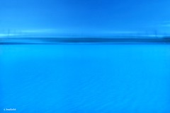 azul (juan mallofre) Tags: blue primavera water colors rio azul river spring agua delta llobregat deltadelllobregat