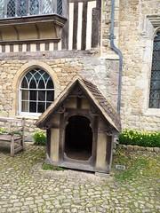 Dog kennel, Ightham Mote, Kent (Brownie Bear) Tags: uk england kent britain united great kingdom gb moat item ightham mote