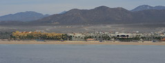 Resort Row (Neal D) Tags: beach mexico resort baja hotels cabosanlucas