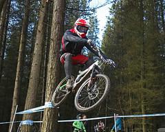 02 MTB SCDH 16 Apr 2016 (11) (Kate Mate 111) Tags: uk mountain bike forest cycling crash sheffield yorkshire steve competition racing downhill peat riding mtb mountainbiking grenoside