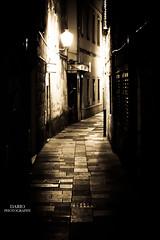 street (darioD2) Tags: street art lamp night lampe nikon strada mystical nikkor dslr notte lampada dario ulica strase stradadeserta d3100
