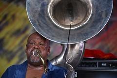 Jazz Fest - Kirk Joseph