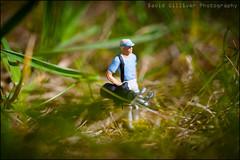 4! (Pikebubbles) Tags: golf toys miniature littlepeople itsasmallworld smallworld toyart thelittlepeople davidgilliver miniatureweekly davidgilliverphotography