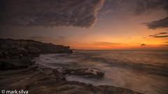 thinkin' of a master plan (mark silva) Tags: ocean cloud clouds sunrise sydney australia nsw cronulla kurnell capesolander kamaybotanybaynationalpark sonya7rii
