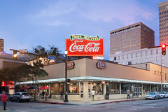 Coca-Cola - Downtown Baton Rouge (Mark Bienvenu) Tags: louisiana batonrouge cocacola raisingcanes