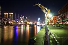 Puerto Madero - Buenos Aires - AR ( Gabriel Franceschi) Tags: gabriel puerto nikon long buenos aires sigma os exposition madero f28 sarmiento hsm 1750mm franceschi d300s fragrata