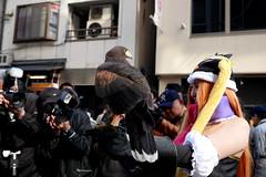 hawk, Nippombashi Street Festa 2016, Osaka (jtabn99) Tags: anime bird japan cosplay hawk manga  nippon   nipponbashi    ebisucho sakaisuji kosupure   20160320