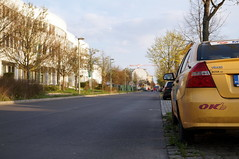 OKsen (galibier2645) Tags: auto taxi gwb karre bulgarien chevroletaveo guesswhereberlin