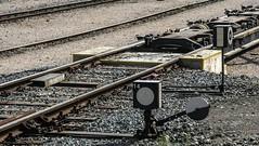 0018_2005_06_23_sterreich_Jenbach_Zillertalbahn_Rollbockbergang (ruhrpott.sprinter) Tags: railroad 3 train germany logo deutschland austria tirol sterreich diesel outdoor d no 14 eisenbahn rail zug 11 db cargo nrw 111 passenger 12 alpen 13 fret ruhrgebiet freight vt locomotives kessel zillertal dampflok lokomotive lok sprinter ruhrpott gter sonderzug lokschuppen svarowski schmalspur 4780 reisezug zillertalbahn drehgestelle ellok kohlebansen rollbock schwerlastwagen