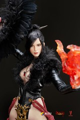 VERYCOOL TOYS VCF-DZS003 Raksa - 01 (Lord Dragon ) Tags: hot female toys actionfigure doll seamless verycool onesixthscale 16scale 12inscale