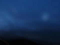 secret places (10) (birdcloud1) Tags: road blue clouds landscape twilight path travellers indigo hills multipleexposure journey emerging impression icm secretplaces unfolding secrethills abstractlandscape intentionalcameramovement canonsx60hs amandakeogh sx60hs amandakeoghphotography birdcloud1 flagstaffdunedin landscapeimpression hillsunfolding