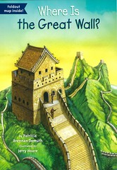 Where is the Great Wall? (Vernon Barford School Library) Tags: china new school history wall wonder asian reading book high asia library libraries jerry great chinese reads books read paperback cover junior historical covers greatwall walls bookcover brennan middle vernon patricia recent wonders bookcovers nonfiction paperbacks greatwallofchina demuth barford hoare wondersoftheworld softcover vernonbarford softcovers jerryhoare patriciabrennandemuth 9780448483580
