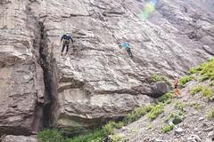 Cajn del Maipo - Valles las Arenas (61) (lxrdrg) Tags: climbing montaa escalada cajondelmaipo escaladadeportiva vallelasarenas pareddejabba pareddejabbah