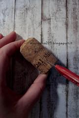 NewYearFavor_04w (Morgana209) Tags: handmade newyear pino favor capodanno anno segnaposto nuovo creativit sughero