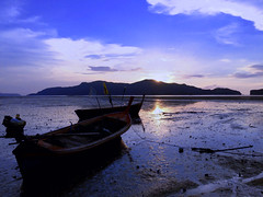 Pak Bara beach (suwida_b1986) Tags: beachsunset beachsunrise thailandbeach