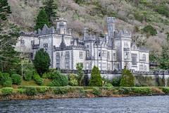 Kylemore Abbey, Connemara, Ireland (Jeff Pioquinto, SJ) Tags: ireland castle galway connemara kylemoreabbey kylemore
