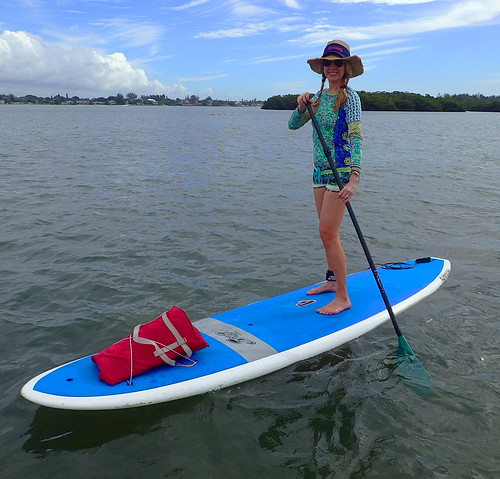 12_31_15  paddleboard lesson and rental Lido Key 01