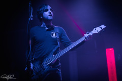 Dustin Davidson (Scenes of Madness Photography) Tags: red music photography concert nikon december live stage maryland august baltimore burns madness sound dustin davidson scenes 2015 abr soundstage d3200