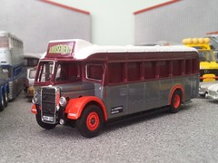 An L of a revival (quicksilver coaches) Tags: bristol j corgi model fairground l oo funfair diecast hurrell 176 ecw ooc beadle easterncoachworks showmans originalomnibuscompany atlaseditions