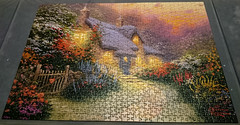 Complete (Graham Dash) Tags: puzzles jigsaws jigsawpuzzles tabletopactivities