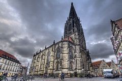 """St. Lamberti Church • <a style=""""font-size:0.8em;"""" href=""""http://www.flickr.com/photos/45090765@N05/24126394296/"""" target=""""_blank"""">View on Flickr</a>"""