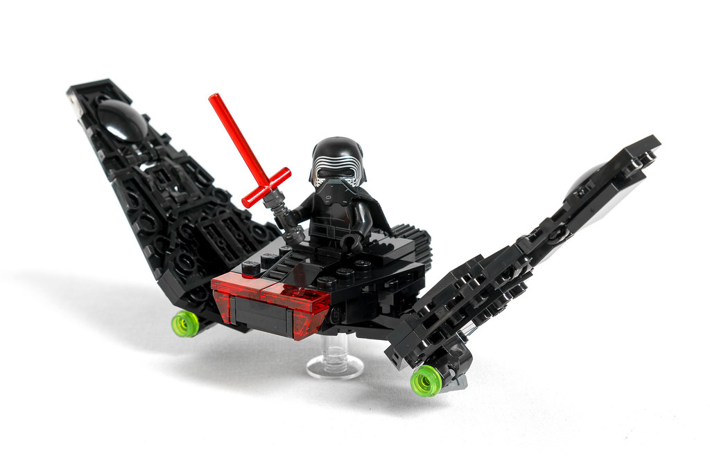 Kylo Ren Ship Lego Instructions