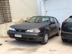 Hyundai Sonata (AndrewCarSpotter98) Tags: greece hyundai sonata