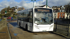 Silcox MX12DYN Haverfordwest (sloopjonb 1) Tags: bus buses southwales wales pembrokeshire haverfordwest