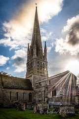 St Mary's Church, Witney, Oxfordshire (anthony60morris) Tags: england unitedkingdom witney