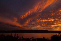 Sunrise Lake Zürich