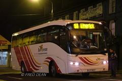 Bus Eireann VC307 (03D48227). (Fred Dean Jnr) Tags: night volvo cork enigma caetano buseireann april2006 buttevant b12b vc307 buseireannroute51 03d48227