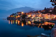 Early morning in Ascona (Lionoche) Tags: landscape switzerland ascona landschaft lakefront earlymorninglight lacmajeur laggomaggiore