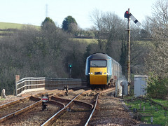 43188 Liskeard (Marky7890) Tags: station train cornwall railway hst gwr liskeard fgw 43188 1c77