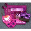 Purples 💜 (sewandtellhandmade) Tags: purple sewing quilting michaelmiller potholders coinpurse heatherross sewandtell sewandtellhandmade