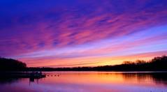 colorful cloud (TEO DE THUONG) Tags: sunset cloud lake color water colors landscape dusk sony ngc explore soe twop inexplore a6000 simplysuperb artofimages