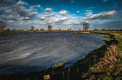 There's a storm coming (Ingeborg Ruyken) Tags: sky storm water clouds river flickr wolken february lucht maas dropbox februari rivier 2016 empel natuurfotografie maasuiterwaarden 500pxs