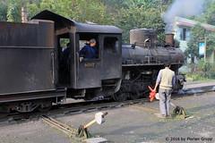 I_B_IMG_0335 (florian_grupp) Tags: china railroad nature beautiful train landscape asia mine railway steam coal leshan sichuan narrow 2010 narrowgauge 762mm shixi jiayang shibanxi