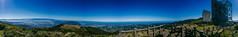 (wongwt) Tags: panorama landscape taiwan scenary tw touristattraction yangmingshannationalpark taipeicity taipeibasin northerncoast beitoudistrict miantianmountain newtaipeicity tamsuidistrict sel1635za sonya7ii xiangtianmountain