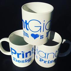 Custom Printed Wraparound Mugs (PrintGiant) Tags: nyc logo design graphicdesign small nj business printing ideas branding graphicdesigner designinspiration printgiant njprinting njdesigner