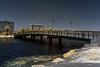IMG_1631s (francois f swanepoel) Tags: wood sea lighthouse water lunch concrete bridges perspectives capetown infrared restoration brug naval atlanticocean milnerton beton 1960 westerncape woodbridgeisland atlantieseoseaan ligtoring
