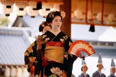 (-2 (nobuflickr) Tags: japan kyoto maiko geiko       miyagawachou  20160202dsc00052