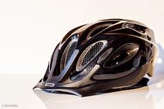 Always Wear It!! (BGDL) Tags: shadow reflection cycle odc cyclinghelmet niftyfifty nikond7000 bgdl afsnikkor50mm118g lightroomcc