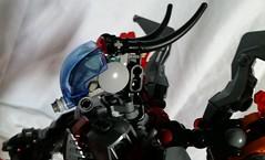 Lord Altar (Head Side) (Folisk) Tags: factory lego lord technic hero bionicle hex visor krana moc ccbs