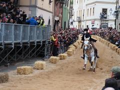 Charging Horse (bpot555) Tags: sardegna carnival stella horse sardinia mardigras festa carnevale lent oristano sartiglia componidori