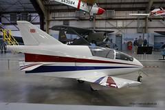 Bede BD-5 Microjet n 2418 ~ N505MR (Aero.passion DBC-1) Tags: museum plane tucson aircraft aviation muse pima preserved avion airmuseum airspacemuseum bede bd5 microjet n505mr aeropassion musedelair dbc1 prserv