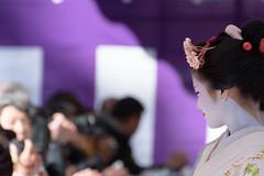 北野天満宮・梅花祭3・Kitano Shrine (anglo10) Tags: festival shrine 神社 北野天満宮 梅 祭り 京都市 京都府 梅花祭